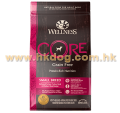 Wellness Core 無榖物小型成犬配方 4LB