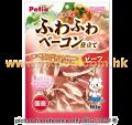 Petio 煙燻牛肉片 80G<12407>