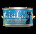 Tiki Cat 2.8oz Luau Napili無穀物貓罐頭 三文魚,雞肉