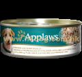 Applaws 狗罐頭啫喱 雞+吞拿 156g