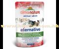 Almo Nature Alternative 貓濕糧 太平洋吞拿魚 55g