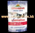 Almo Nature Alternative 貓濕糧 牛肉 55g