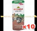 Almo Nature 綠標籤貓小食 3g 任何口味 x10包