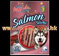 Alaska 三文魚條小食 3oz