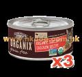 Organix 無穀物貓罐頭 5.5oz 雞絲 x3罐