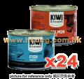 KIWI Kitchens 貓濕糧 170g x24(三文,海魚可混款)