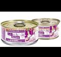 Weruva 厨房系列貓罐頭 3.2oz La isla bonita 魚湯,鯖魚,海蝦