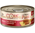 Wellness Core 5.5oz 無穀物牛+鹿+羊肉貓罐