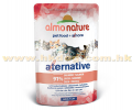 Almo Nature Alternative 貓濕糧 三文魚 55g