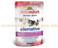 Almo Nature Alternative 貓濕糧 印度洋吞拿魚 55g