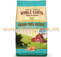 Whole Earth Farms 無穀物火雞+鴨肉全貓配方 10LB