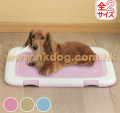 IRIS FTT635 平面網格狗廁所(不設選色)