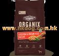 Organix 穀物有機雞肉燕麥片成犬配方 18磅