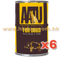 AATU 狗罐頭 野豬,豬 400g x6罐