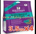 Stella & Chewy's  凍乾生肉貓糧 3.5oz x4包 可混味