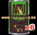 AATU 狗罐頭 羊肉 400g x6罐