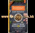 Instinct RawBoost 生肉無穀物雞肉狗糧 4LB