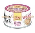 Aixia Miaw Miaw 貓罐頭 60g 雞肉<MT5>