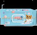 Honey Care 濕紙巾 80張