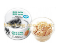 Aixia Miaw Miaw 貓罐頭 80g 吞拿+雞肉<MMF14>