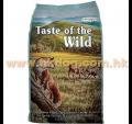 Taste of the wild 無穀物鹿+鷹咀豆 幼粒成犬糧 6kg