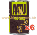 AATU 狗罐頭 鴨,火雞 400g x6罐