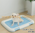 IRIS FTT485 平面網格狗廁所(不設選色)
