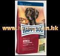 Happy Dog Africa 鴕鳥成犬配方 4kg