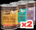 Merrick 無穀物96%鮮肉狗罐頭 13oz 任何口味 2罐