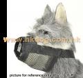 尼龍魔術貼狗口罩 XS碼