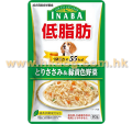 Inaba 低脂配方濕糧 雞肉+野菜  80g<IRD03>
