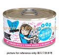 BFF 貓罐頭 156g 吞拿+蝦
