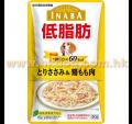Inaba 低脂配方濕糧 雞+雞肶 80g<RD17>