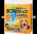 日本CS 雙層炭消臭尿墊(30*45cm) 96片/包