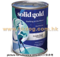 Solid Gold Barking at Moon 無穀物牛肉狗罐 13.2oz