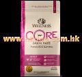 Wellness Core 無榖物火雞鴨成貓乾糧 5LB