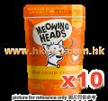 Meowing Heads 無穀物雞肉貓濕包 100G x10包