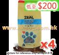 Zeal 牛仔肋骨 500g x4包