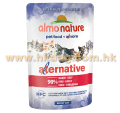 Almo Nature Alternative 貓濕糧 牛肉 55g