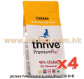 Thrive 無穀物雞肉貓糧 6kg(1.5kg*4)