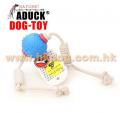 Aduck 天然橡膠潔齒繩 球型