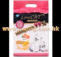 LoveCat 條狀豆腐砂蜜桃味 6L