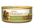 Nature's Variety Instinct 無穀物貓罐頭 鹿肉 3oz