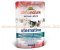Almo Nature Alternative 貓濕糧 印度洋鯖魚 55g