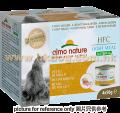 Almo Nature 健怡貓罐頭 雞雞 50g 4罐裝