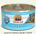 Weruva 貓罐頭 3oz Mack & Jack 鯖魚,正鰹吞拿