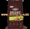 Organix 有機無穀物成犬羊肉配方 4磅
