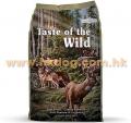 Taste of the wild 無穀物鹿+鷹咀豆成犬糧 6kg