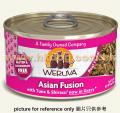 Weruva 貓罐頭 3oz Asian Fusion 紅肉吞拿,白魚