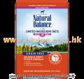 Natural Balance 無穀物甜薯魚成犬糧細粒 4磅